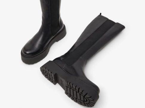 Knæhøje støvler